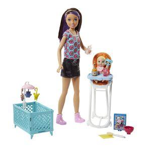 Barbie Skipper Sister Babysitter Assorted