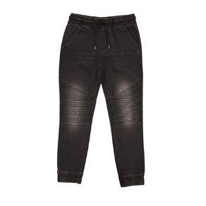 Young Original Boys' Pintuck Cuff Jeans