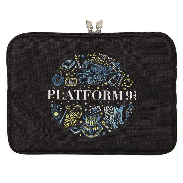 Harry Potter 11 inch Notebook Sleeve Blue, , hi-res