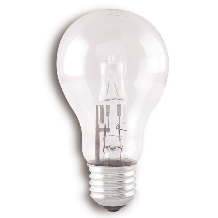 Edapt Halogen Classic Bulb E27 Clear 70w Warm White, , hi-res image number null