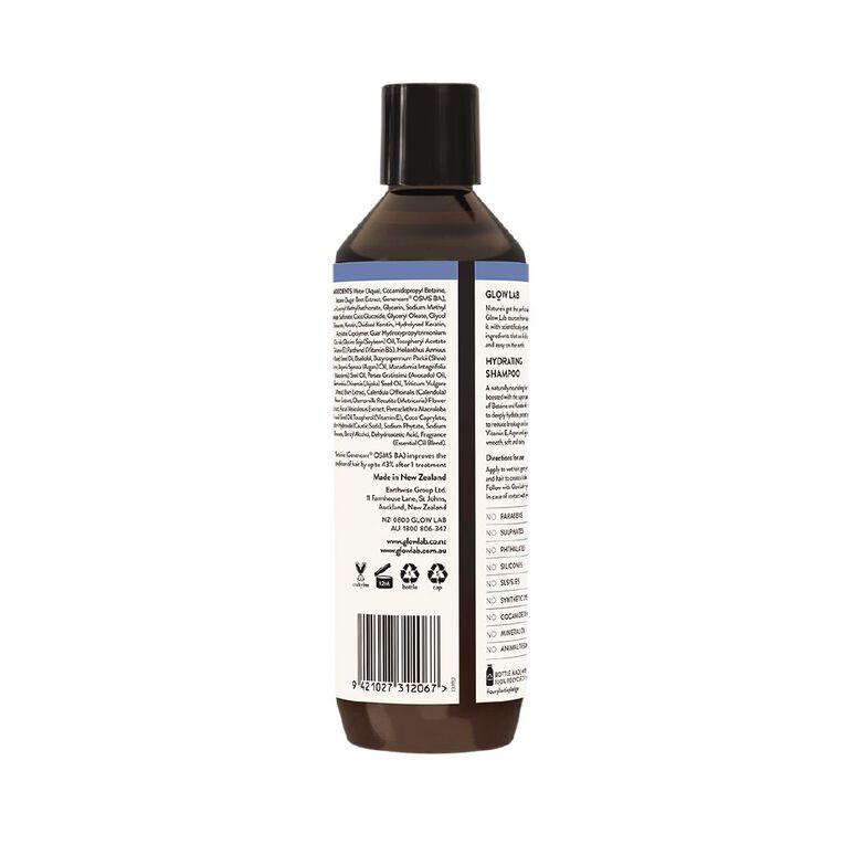 Glow Lab Hydrating Shampoo 300ml, , hi-res