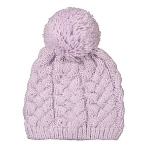 Young Original Kids' Cable Sparkle Beanie