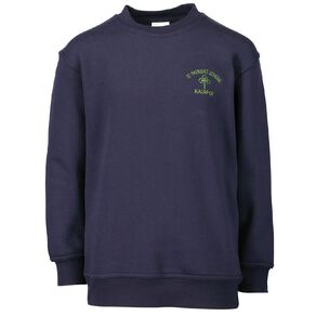Schooltex St Patricks Kaiapoi Sweat with Embroidery
