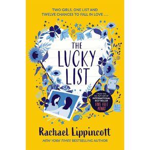 The Lucky List by Rachael Lippincott