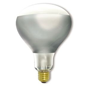 Edapt Incandescent E27 Heat Lamp 275w Warm White