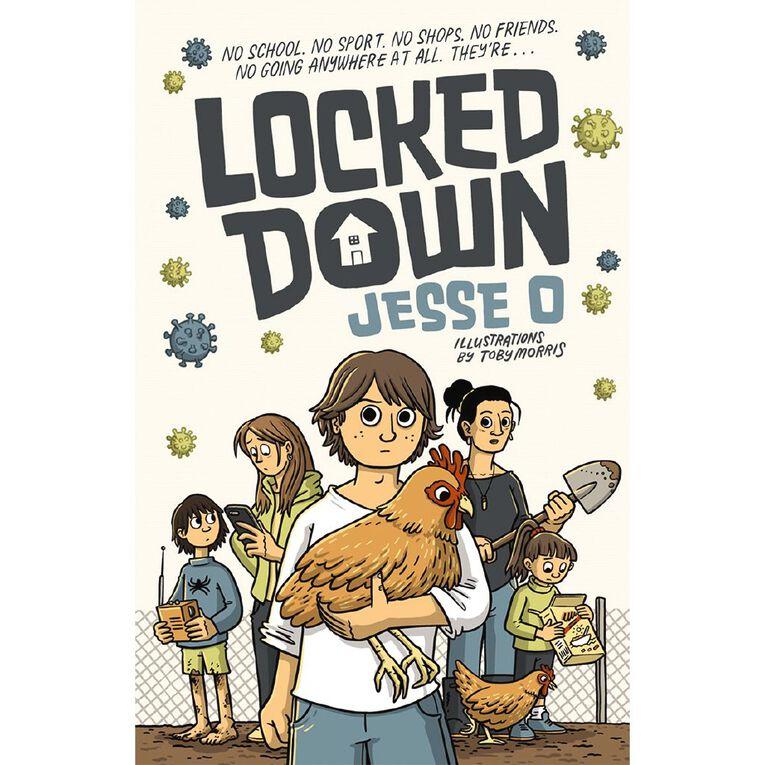 Locked Down by Jesse O, , hi-res