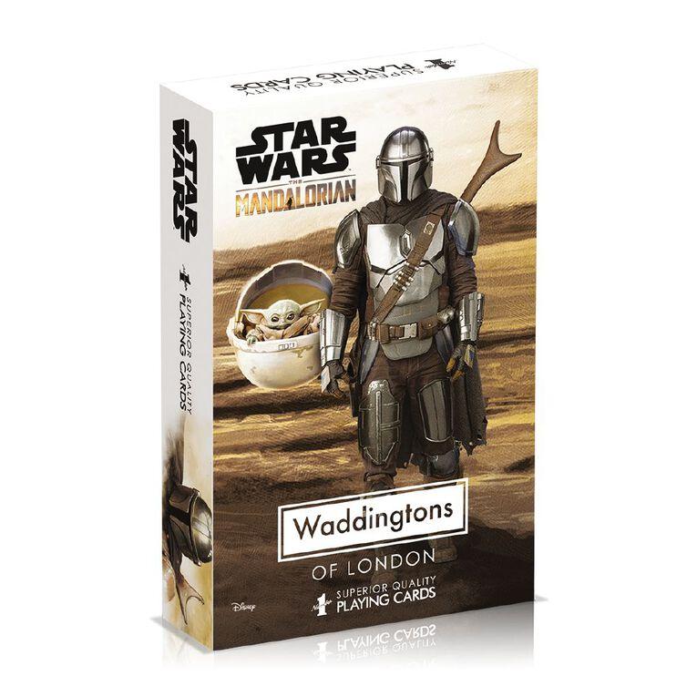 Star Wars Waddington Playing Cards, , hi-res