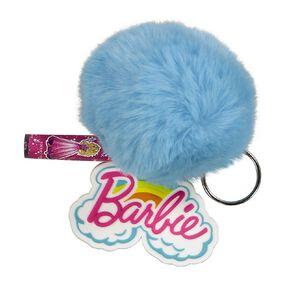 Barbie Pom Pom Key Chain