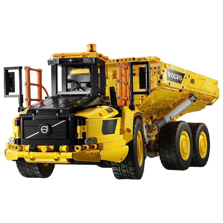 LEGO Technic 6X6 Volvo Articulated Hauler 42114, , hi-res