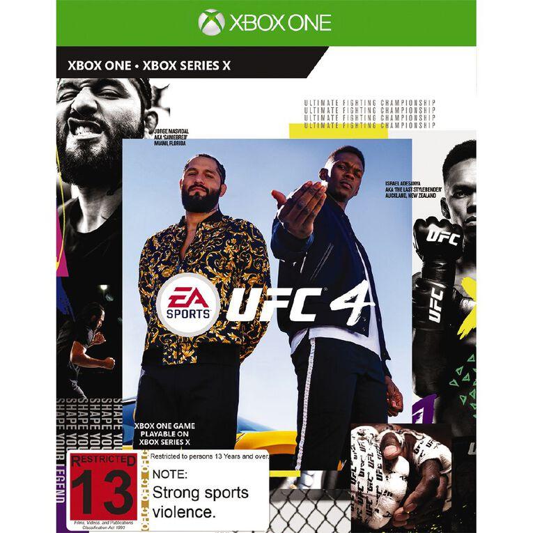 XboxOne UFC 4, , hi-res image number null