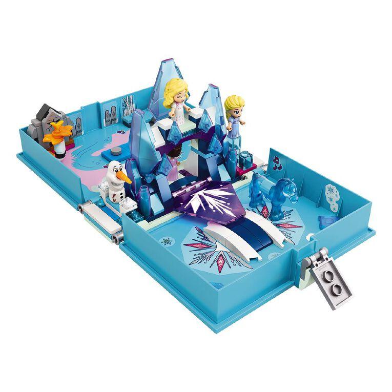LEGO Disney Princess Elsa and the Nokk Storybook Adventures 43189, , hi-res