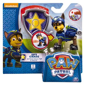 Paw Patrol Action Pack Pup Badge Assorted