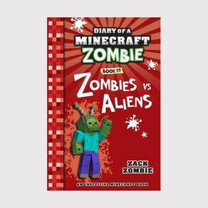 Minecraft Zombie #19 Zombies vs Aliens