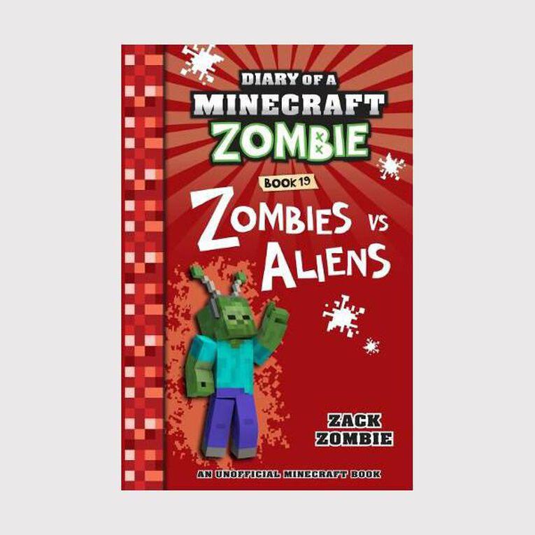 Minecraft Zombie #19 Zombies vs Aliens, , hi-res