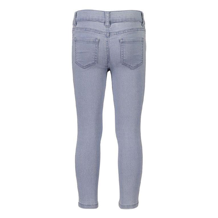 Young Original Girls' Stretch Skinny Jeans, Denim Light, hi-res