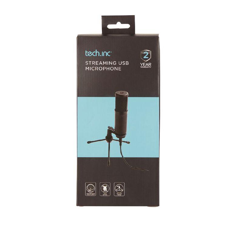 Tech.Inc Streaming USB Microphone, , hi-res