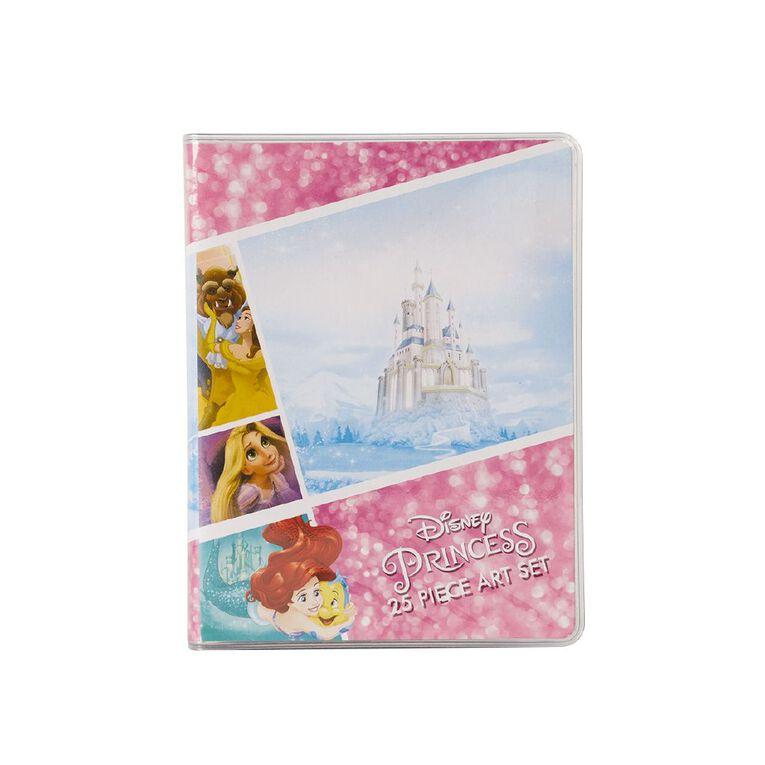 Princess Disney Art Set 25pc, , hi-res
