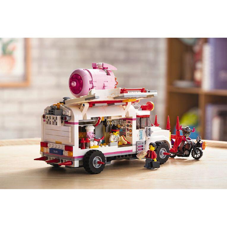 LEGO Monkie Kid Pigsy's Food Truck 80009, , hi-res