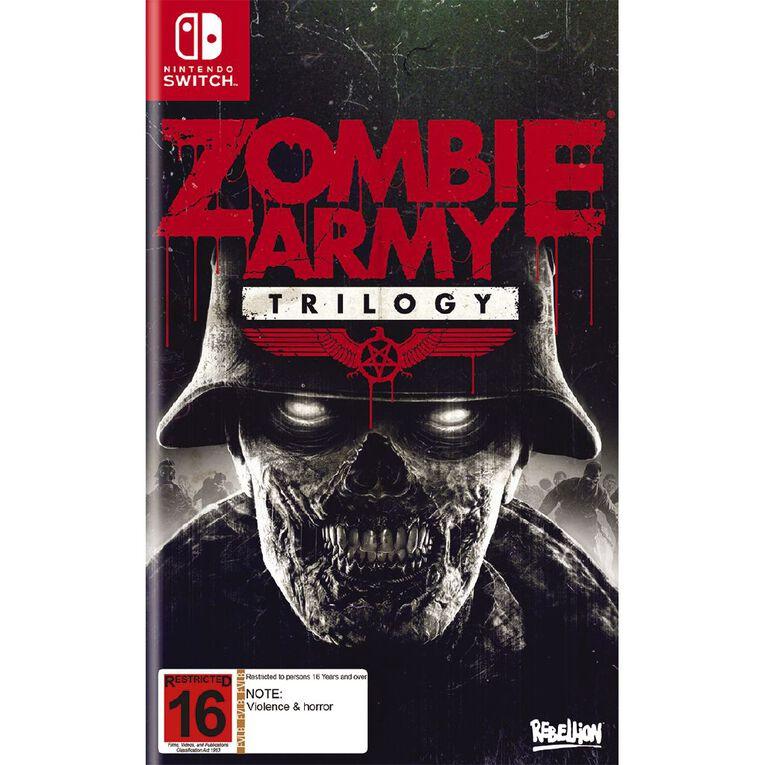 Nintendo Switch Zombie Army Trilogy, , hi-res