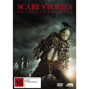 Scary Stories To Tell In The Dark DVD 1Disc
