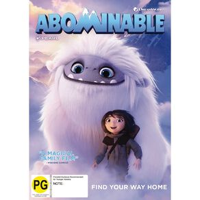 Abominable DVD 1Disc