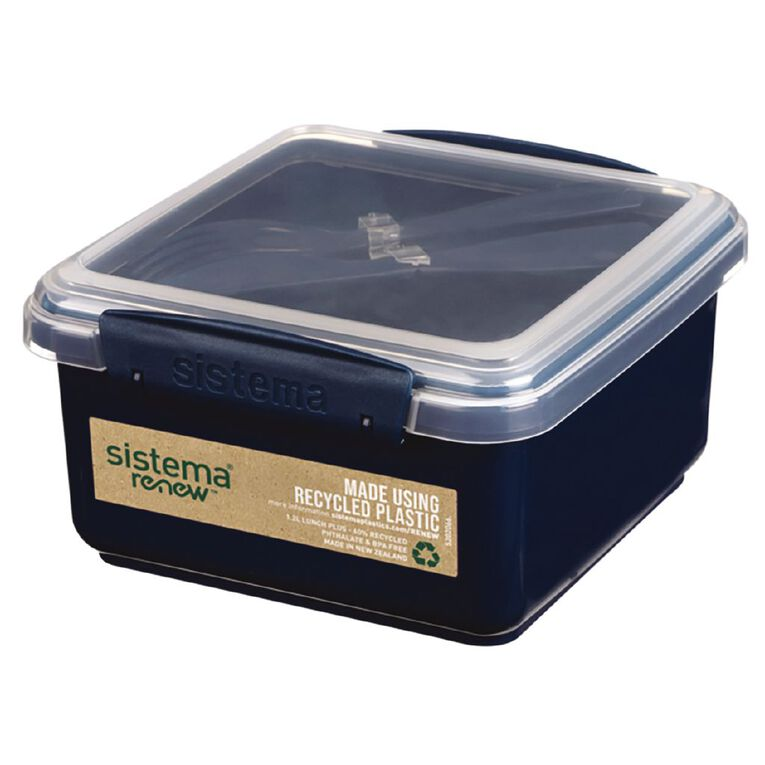 Sistema Lunch Plus Renew Assorted 1.2L, , hi-res
