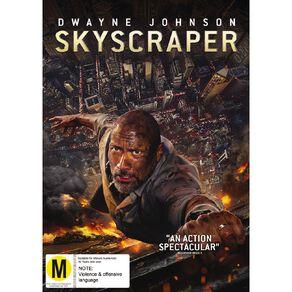 Skyscraper DVD 1Disc