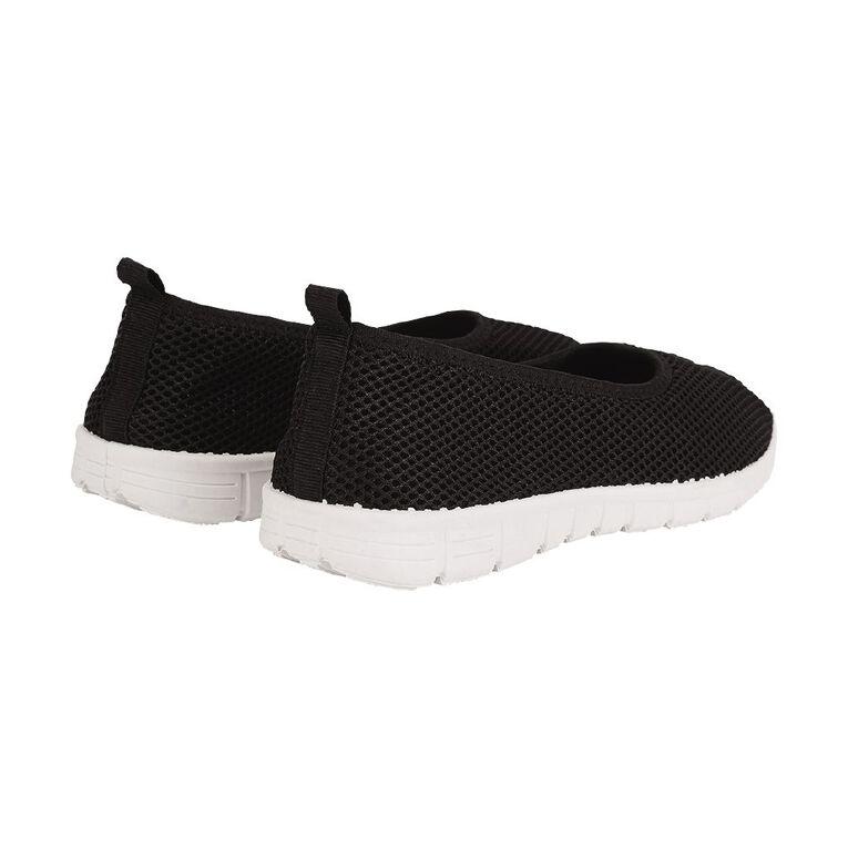H&H Ava Casual Shoes, Black, hi-res