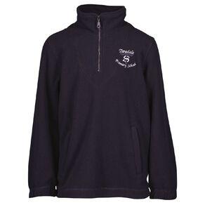 Schooltex Taradale New Polar Fleece Top with Embroidery