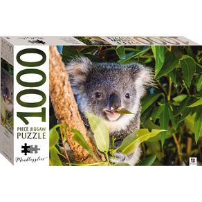 Hinkler Mindbogglers Puzzle 1000piece Jigsaw Assorted