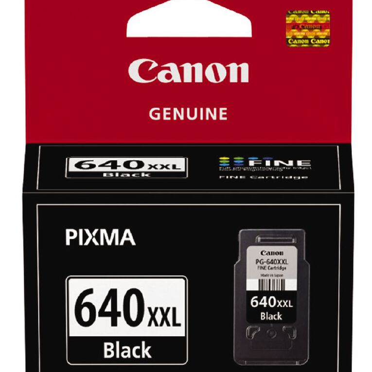 Canon Ink PG640XXL Black (600 Pages), , hi-res