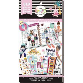 Me & My Big Ideas Sticker Book Squad Goals