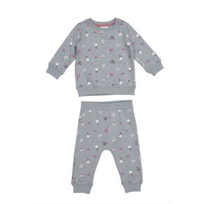 Young Original Baby Printed Tracksuit Set