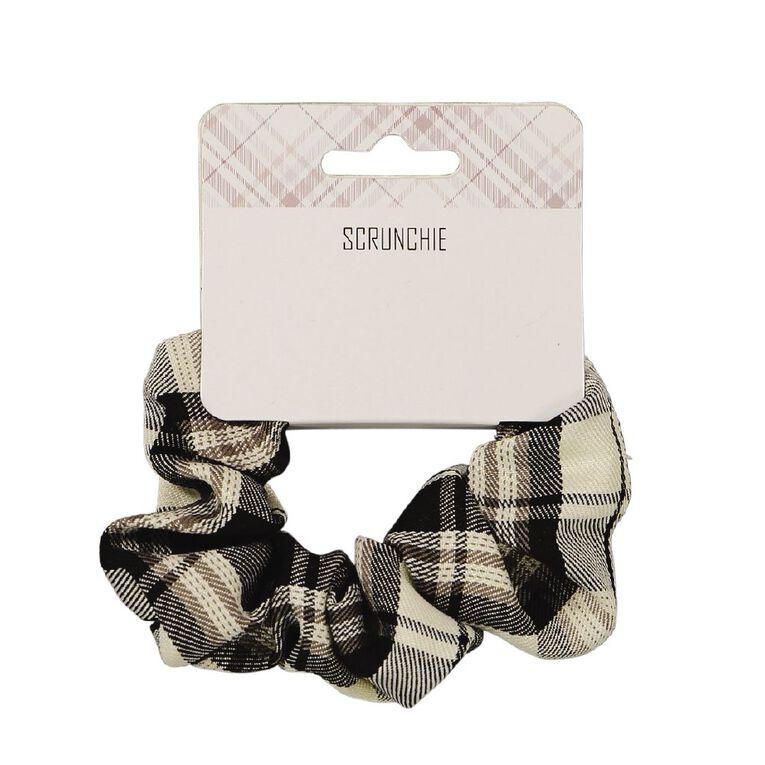 Scrunchie Black, , hi-res