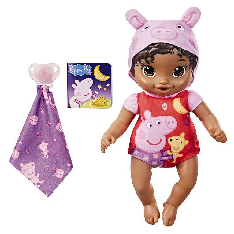 Baby Alive Peppa Pig Black Hair, , hi-res