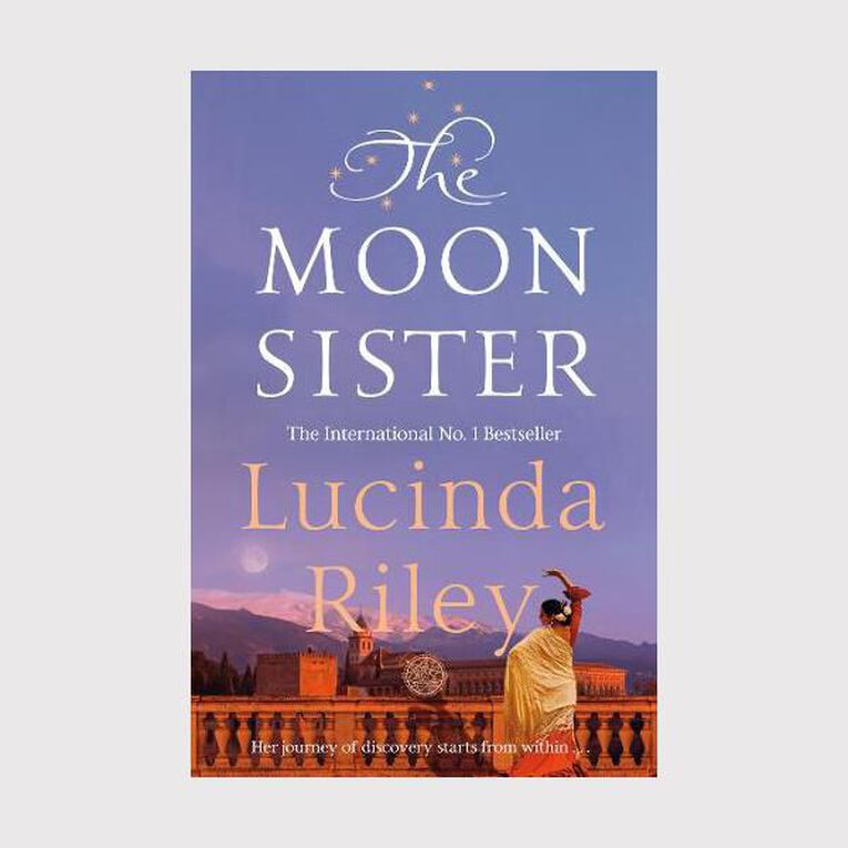 Seven Sisters #5 The Moon Sister by Lucinda Riley, , hi-res