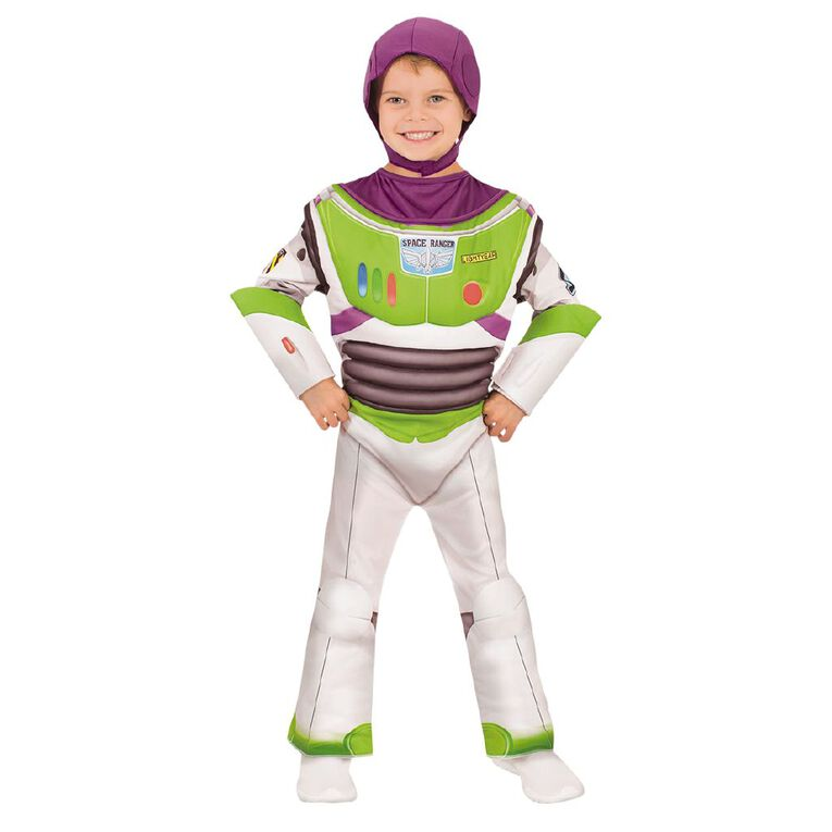Toy Story 4 Buzz Deluxe Costume - Size 3-5, , hi-res