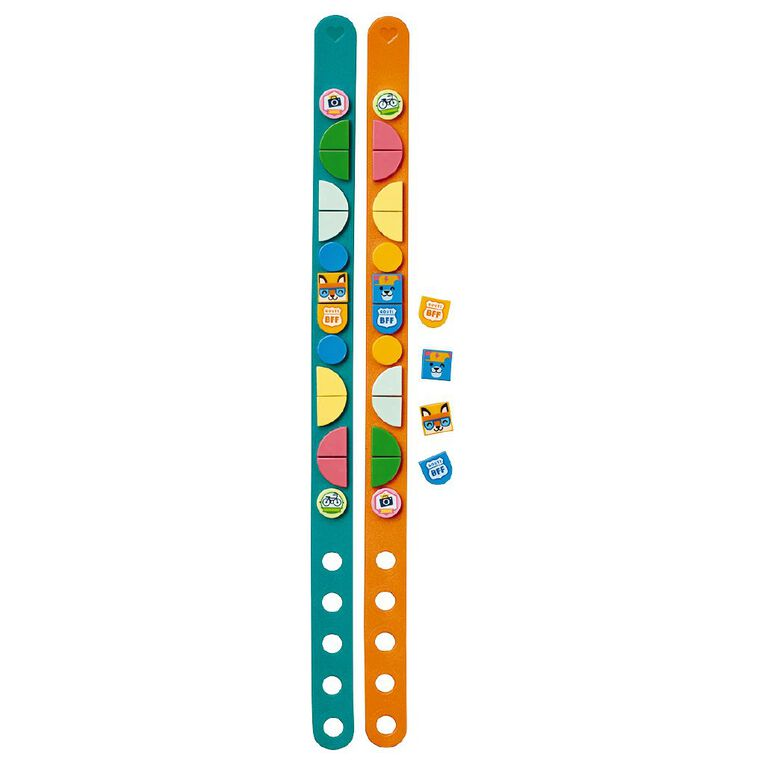 LEGO DOTS Adventure Bracelets 41918, , hi-res