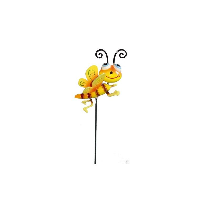 Kiwi Garden Plastic Butterfly Stake Assorted, , hi-res