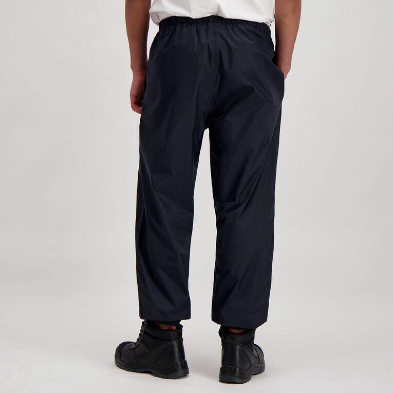 Rivet Water Resistant Pants, Navy, hi-res image number null