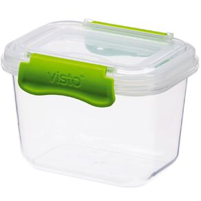 Visto Fresh Storage Container Clear 420ml Assorted 420ml