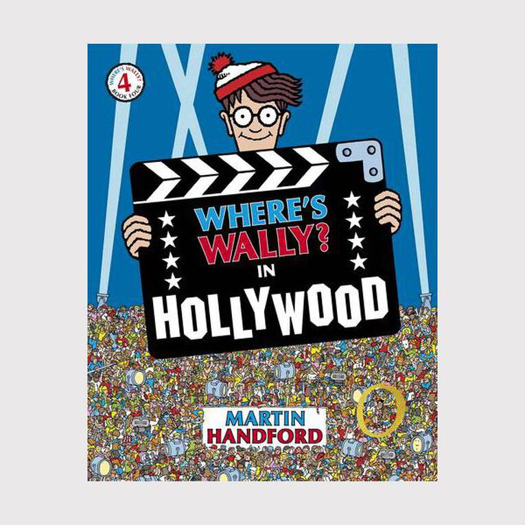 Where's Wally In Hollywood? by Martin Handford, , hi-res