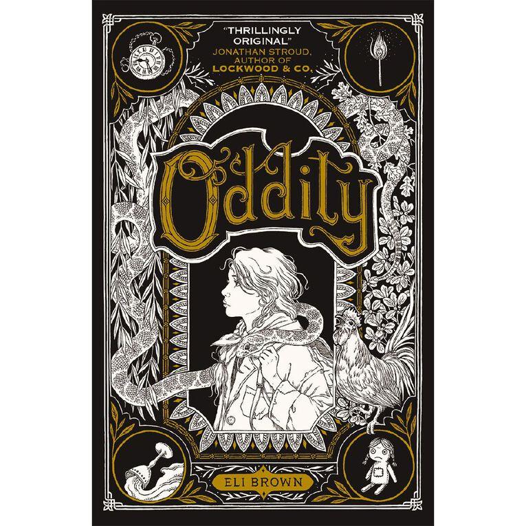 Oddity by Eli Brown, , hi-res