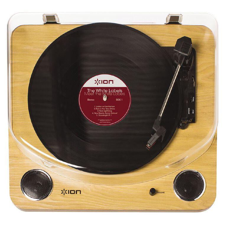 ION Max LP Turntable, , hi-res