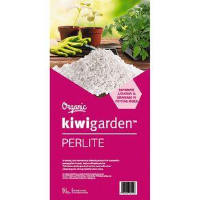 Kiwi Garden Organic Perlite 5L