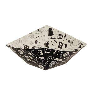 Scarehouse Paper Halloween Bowl 25cm