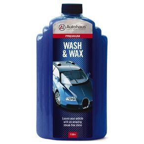 Autohaus Wash & Wax 1L