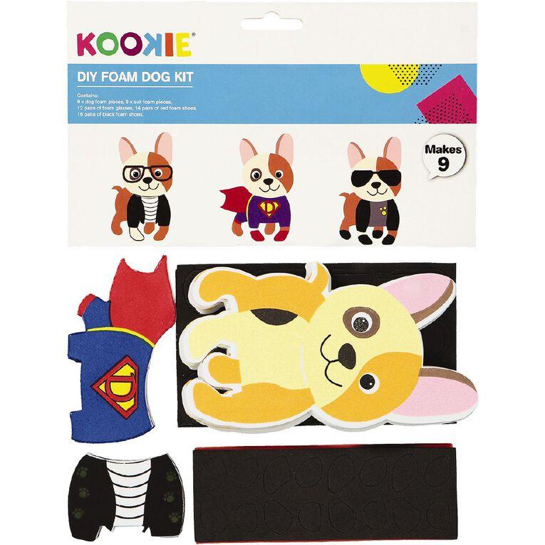 Kookie DIY Foam Dog Kit, , hi-res