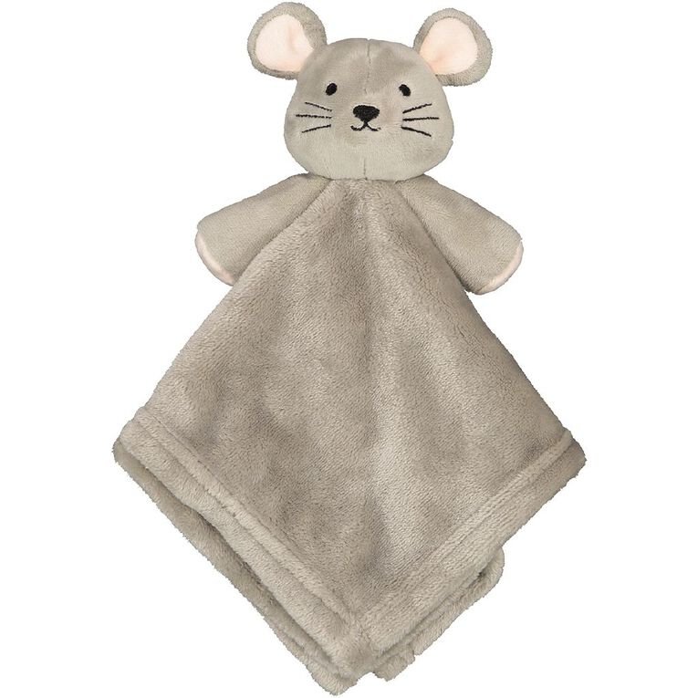 Babywise Snuggly Toy Mouse, , hi-res