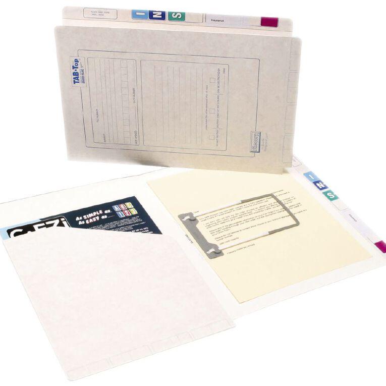 Filecorp Tab-Top Drawer Pocket File 2502 Left-Hand Pocket, , hi-res image number null